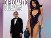 """Франс Менсинк (Frans Mensink), """"Diplomatic Dilemma"""""""