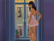 "Франс Менсинк (Frans Mensink), ""Seffy Moon"""