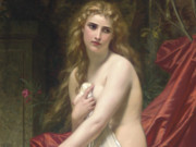 "Гуго Мерле (Hugues Merle) ""Susannah at her bath"""