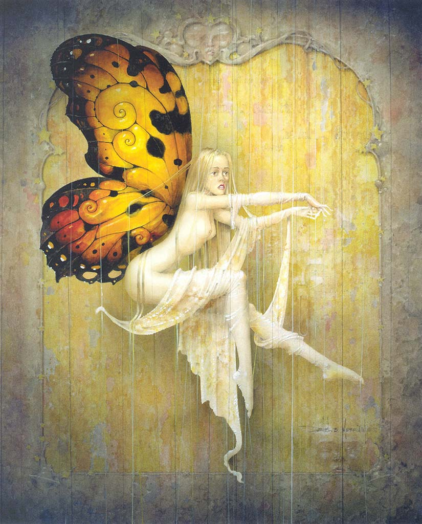 "Дэниел Мерриам (Daniel Merriam) ""Metamorphosis"""