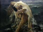Поль Мерварт (Paul Merwart), Великий Потоп
