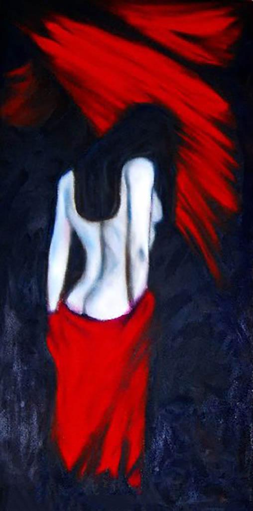 "Натаниэль Мильжур (Nathaniel Milljour) ""Behind the Red Curtains"""