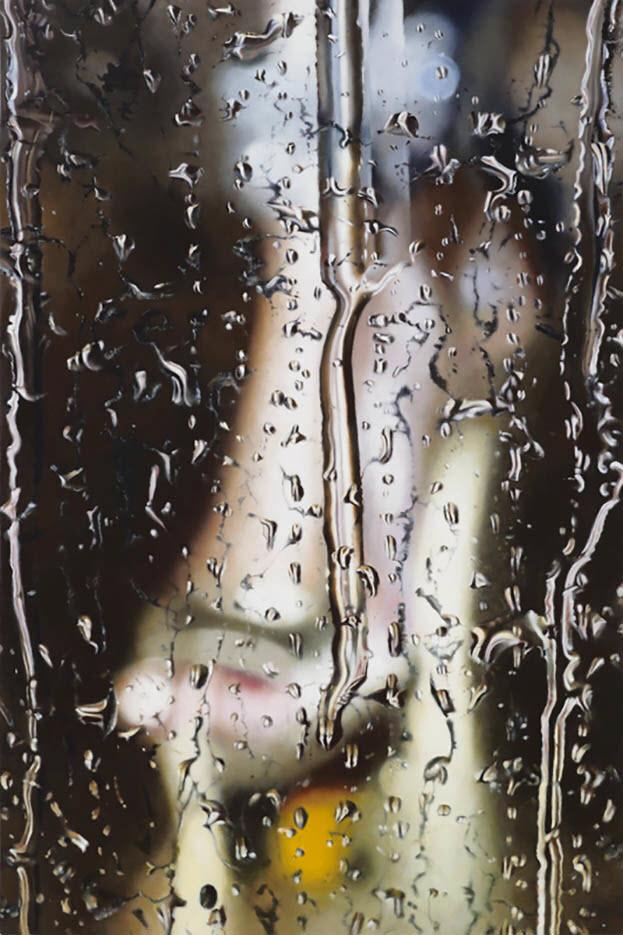 """Мэрилин Минтер (Marilyn Minter) """"Long Rain """""""
