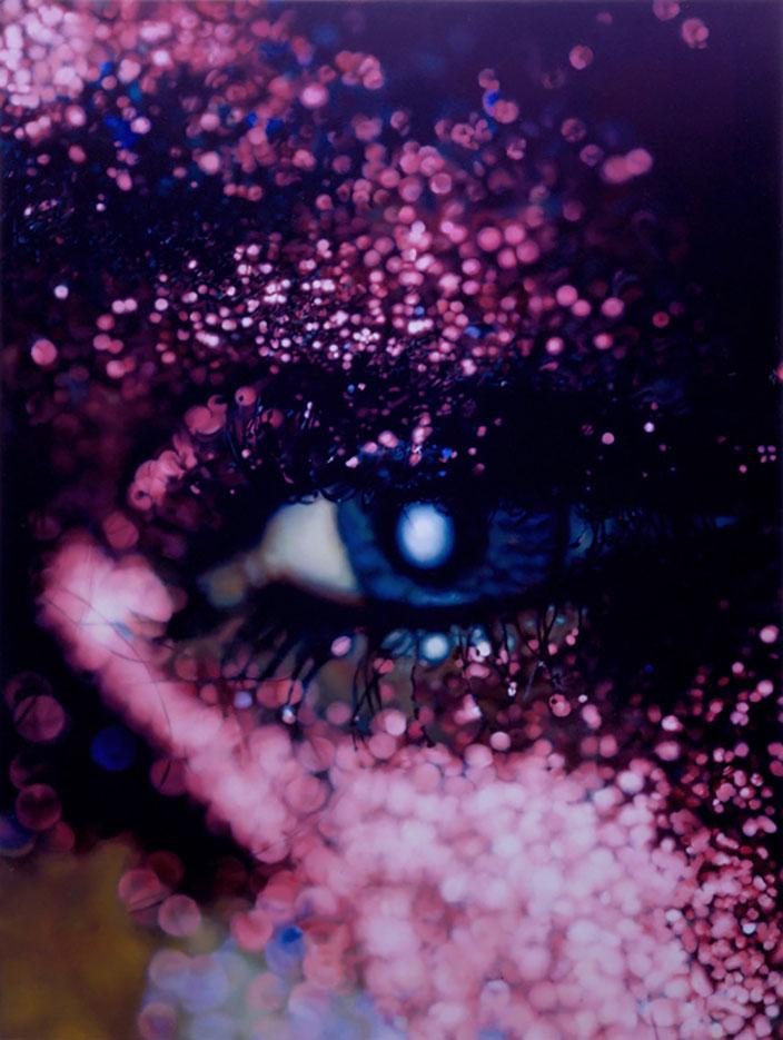 """Мэрилин Минтер (Marilyn Minter) """"Purple Haze"""""""