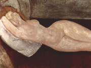 "Амедео Модильяни (Amedeo Modigliani), ""Liegender Akt (2)"""