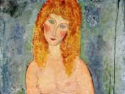 """Амедео Модильяни (Amedeo Modigliani), """"Nude standing"""""""