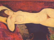 "Амедео Модильяни (Amedeo Modigliani), ""Le Grand Nu"""