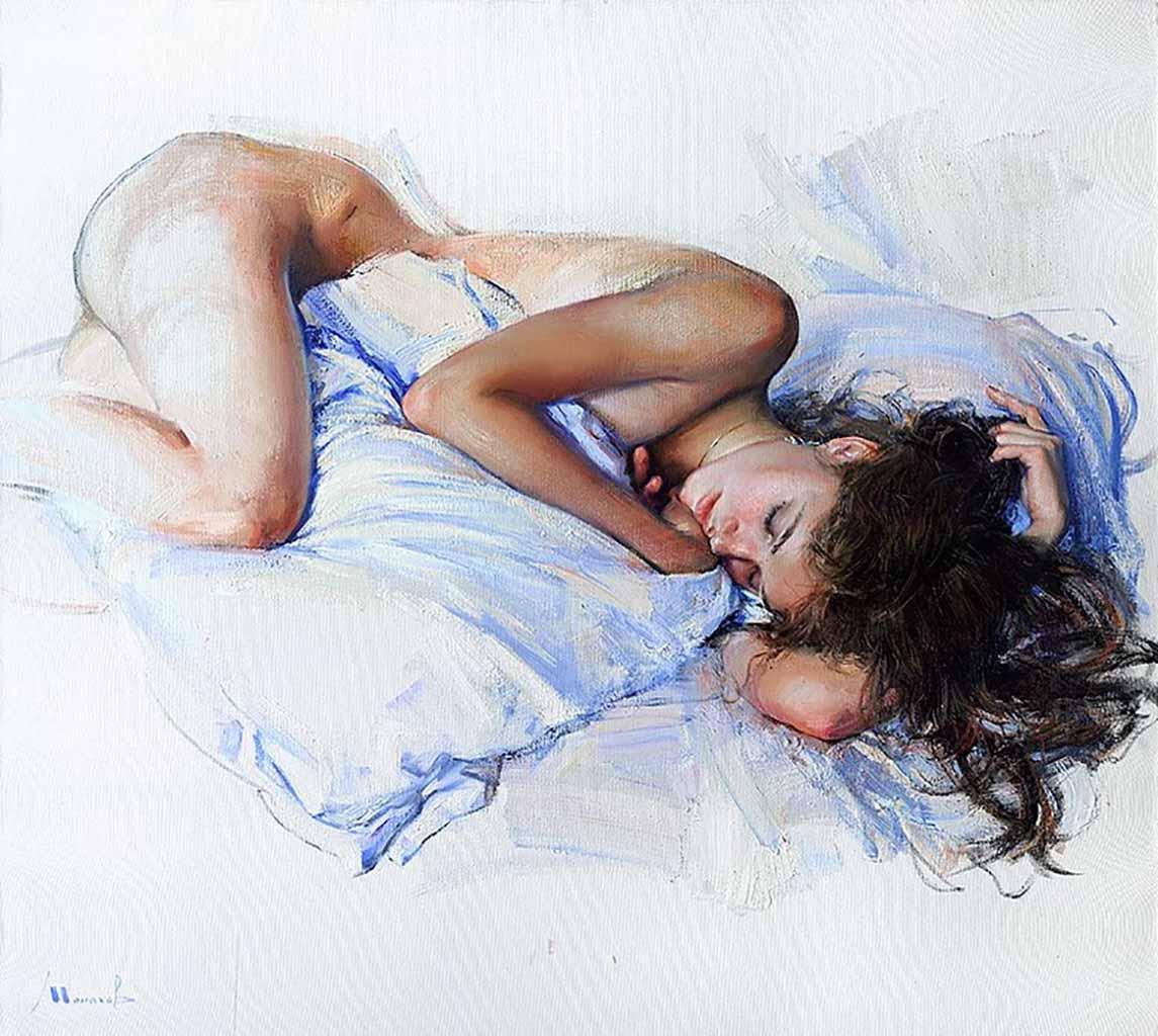 "Евгений Монахов (Evgeniy Monahov) ""Белые ночи | White nights"""