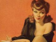 """Эрл Моран (Earl Moran), """"A Sweet Job"""""""