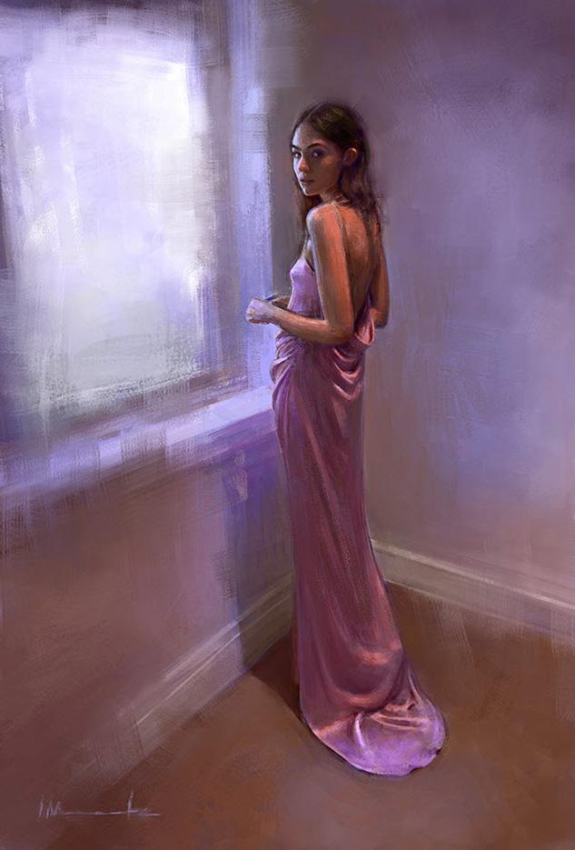 Изабелла Мораветц (Isabella Morawetz), Liquid Gown