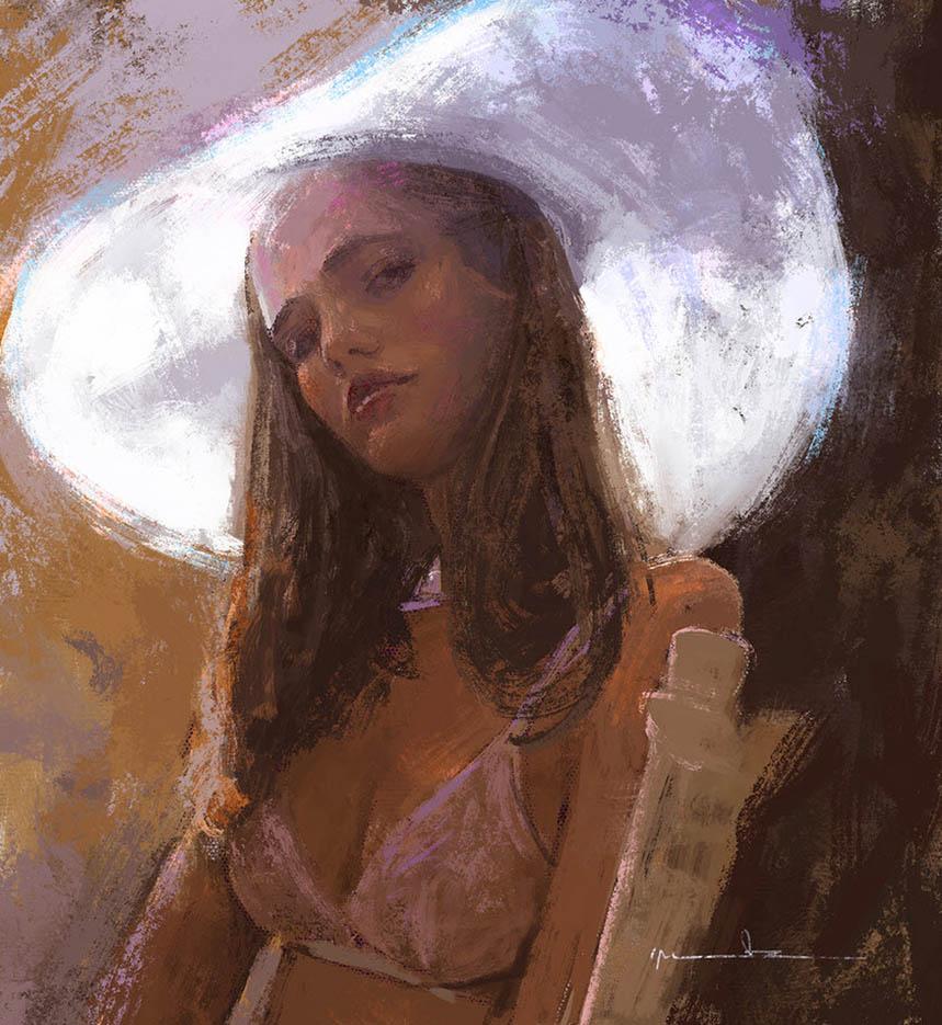 Изабелла Мораветц (Isabella Morawetz), Digital Art - 25