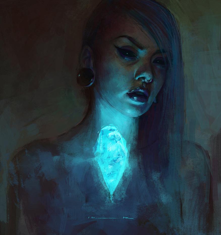 Изабелла Мораветц (Isabella Morawetz), Digital Art - 26
