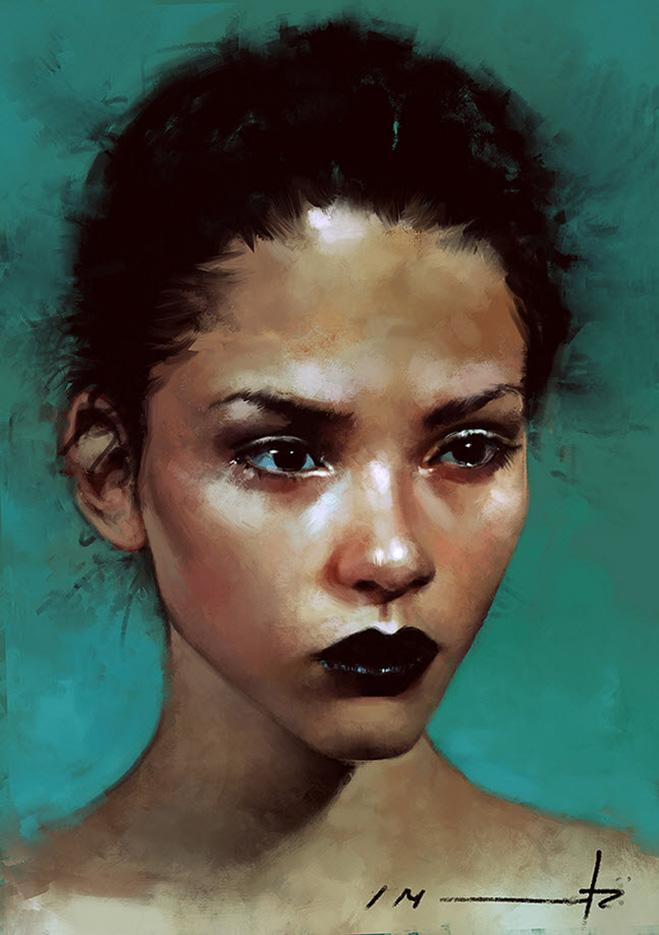 Изабелла Мораветц (Isabella Morawetz), Digital Art - 29