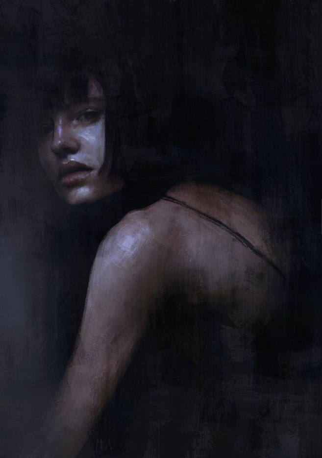 Изабелла Мораветц (Isabella Morawetz), Digital Art - 30