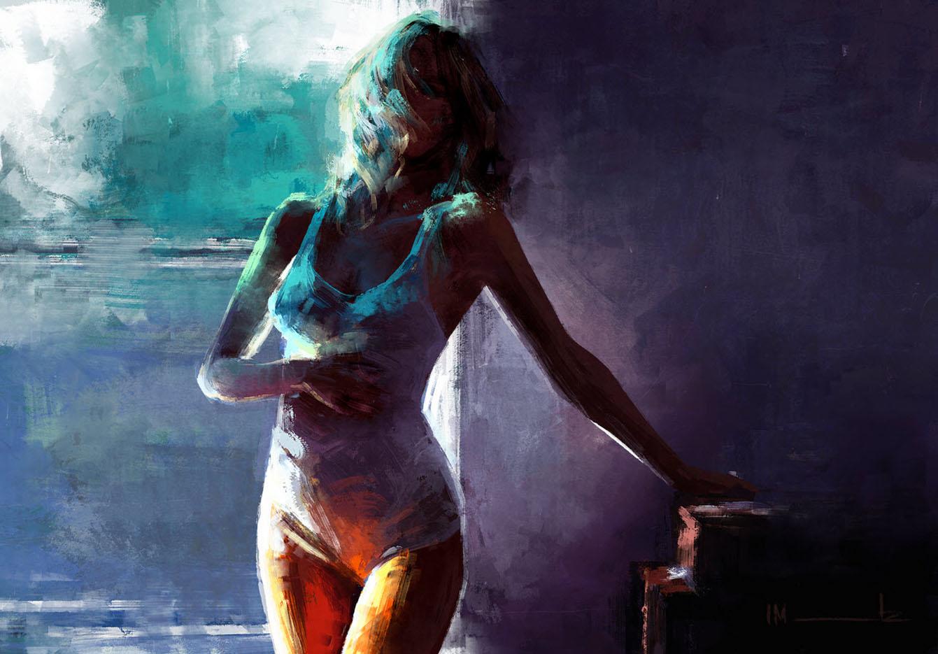 Изабелла Мораветц (Isabella Morawetz), Digital Art - 33