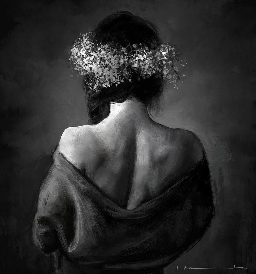 Изабелла Мораветц (Isabella Morawetz), Digital Art - 38