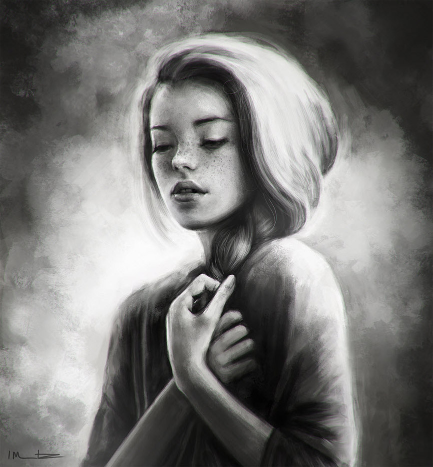 Изабелла Мораветц (Isabella Morawetz), Digital Art - 39