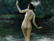 Изабелла Мораветц (Isabella Morawetz), Bather