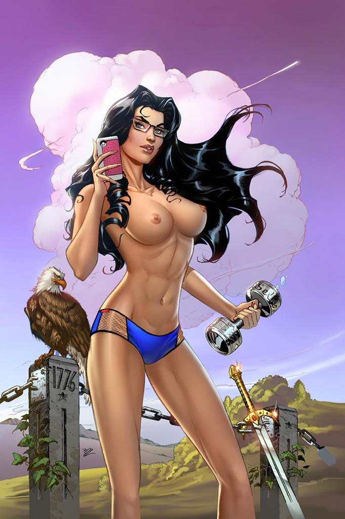 "Ула Мос (Ula Mos) ""Grimm Fairy Tales Philly Con"""