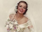 "Зои Мозерт (Zoe Mozert), ""June Bride"""