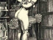 "Ёдзи Муку (Yoji Muku) ""Шибари, Сибари арт – 25 | Shibari art - 25"""