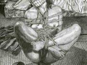 "Ёдзи Муку (Yoji Muku) ""Шибари, Сибари арт – 31 | Shibari art - 31"""
