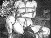 "Ёдзи Муку (Yoji Muku) ""Шибари, Сибари арт – 3 | Shibari art - 3"""