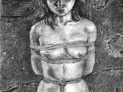 "Ёдзи Муку (Yoji Muku) ""Шибари, Сибари арт – 4 | Shibari art - 4"""