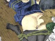 "Ёдзи Муку (Yoji Muku) ""Шибари, Сибари арт – 78 | Shibari art - 78"""