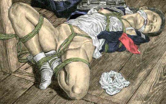 "Ёдзи Муку (Yoji Muku) ""Шибари, Сибари арт – 86 | Shibari art - 86"""