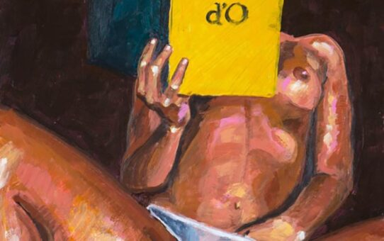 "Пиктор Мюльер (Pictor Mulier) ""Je me masturbe en lisant une Histoire d'O"""