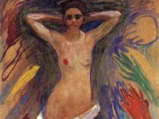 "Эдвард Мунк (Edvard Munch) ""Руки | The Hands"""