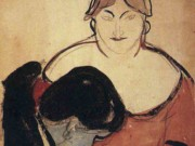 "Эдвард Мунк (Edvard Munch) ""Юноша и проститутка 