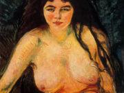 "Эдвард Мунк (Edvard Munch) ""Зверь | Beast"""