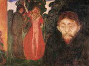 "Эдвард Мунк (Edvard Munch) ""Ревность | Jealousy"""