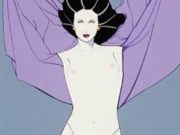 "Патрик Нагель (Patrick Nagel) ""Playboy painting"""
