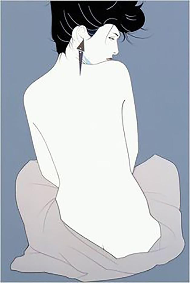 "Патрик Нагель (Patrick Nagel) ""Playboy 30th Anniversary"""