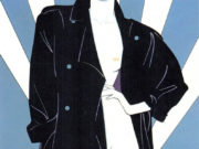 "Патрик Нагель (Patrick Nagel) ""Untitled Pin up - 29"""