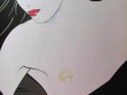 "Патрик Нагель (Patrick Nagel) ""Untitled Pin up - 33"""