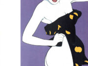 "Патрик Нагель (Patrick Nagel) ""Untitled Pin up - 36"""