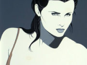 "Патрик Нагель (Patrick Nagel) ""Commemorative #14"""