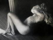 "Рубен Негрон (Reuben Negron), ""Untitled - 27 (Morganne No 3)"""