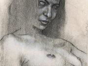 """Рубен Негрон (Reuben Negron) """"Karen"""" (Drawings)"""