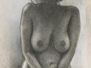 """Рубен Негрон (Reuben Negron) """"Karin"""" (Drawings)"""
