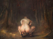 "Одд Нердрум (Odd Nerdrum) ""Twilight"""