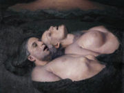 "Одд Нердрум (Odd Nerdrum) ""Sleeping Couple"""