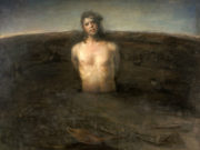 "Одд Нердрум (Odd Nerdrum) ""Second Birth"""