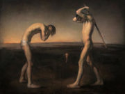 "Одд Нердрум (Odd Nerdrum) ""Iron Law"""