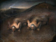 "Одд Нердрум (Odd Nerdrum) ""Dust Lickers"""