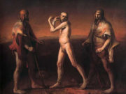 "Одд Нердрум (Odd Nerdrum) ""Stripper"""